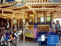 Empire State Carousel photo, Cooperstown, NY